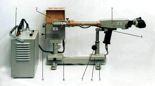 Стилоскопирование