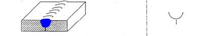 Со скосом двух кромок (U)