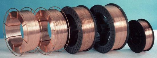 Сварочные материалы для работы с газом