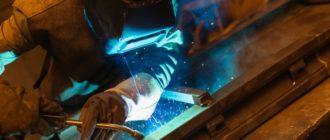 технология сварки высоколегированных сталей